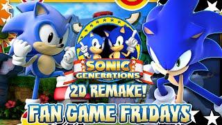 Fan Game Fridays - Sonic the Hedgehog 3D - PakVim net HD
