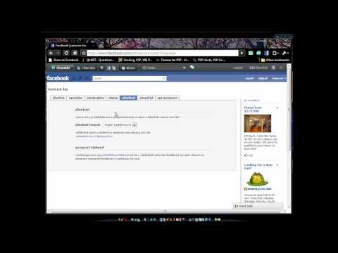 How to change your Facebook language to Pirate talk and more
