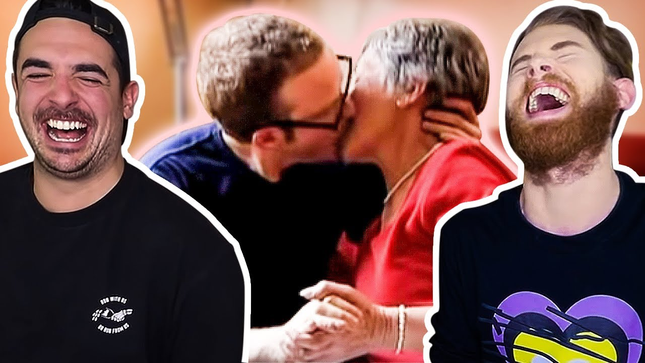 TRY NOT TO CRINGE! (KISS YOUR MOM EDITION!)