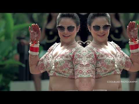 Indian Destination Wedding | Bride getting ready | Huahin Thailand