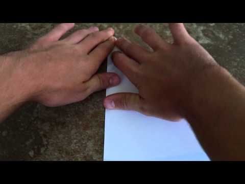 How to Turn Printer Paper Into Origami Paper