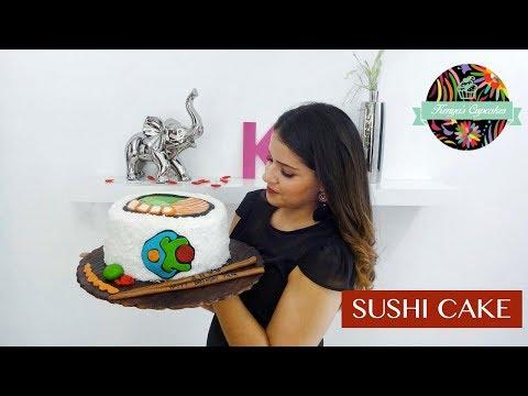 SUSHI CAKE | Kenyas Cupcakes