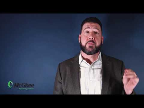 Managing Interruptions pt 1 - McGhee Productivity Solutions