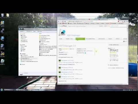 How to Format a USB Drive with WBFS Manager - Wii