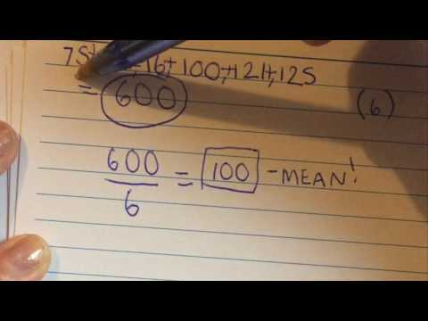 HOW TO WORK OUT STANDARD DEVIATION FOR PSYCHOLOGY A LEVEL RESEARCH METHODS