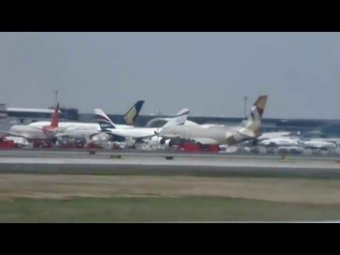 AA Flight Manchester to JFK Airport New York