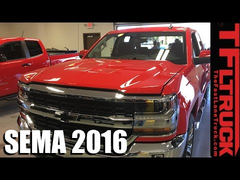 How to Install a 2017 Chevy Silverado Performance Air Intake?