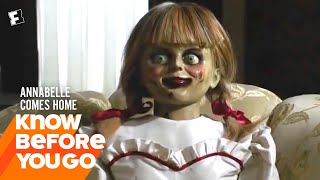 Know Before You Go: Annabelle Comes Home   Movieclips Trailers