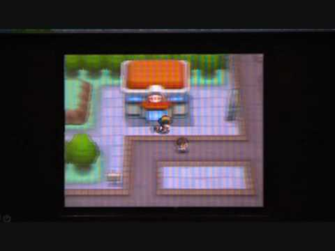 Pokemon HeartGold/SoulSilver: Deoxys and It's Forms! [HQ]
