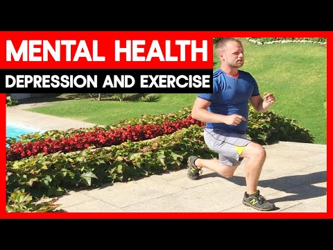 DEPRESSION AND EXERCISE | A Simple Workout