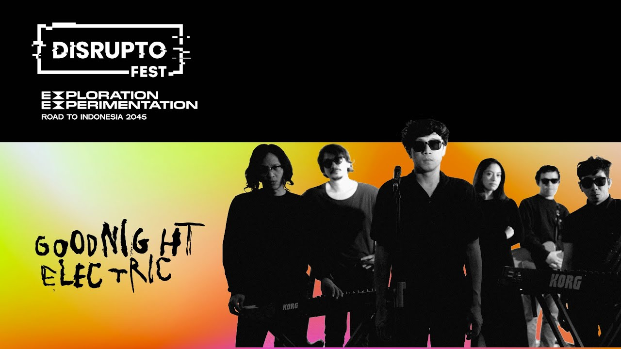 Download Goodnight Electric Live on Disrupto Fest 2020 MP3 Gratis