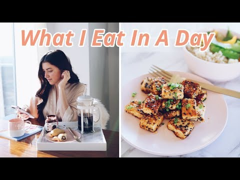 What I Eat in a Day | Winter 2018