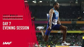 IAAF World Championships London 2017 Live Stream - Day 7