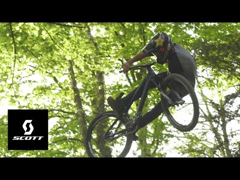 The Best Backyard You Might Ever See - Louis Reboul Rides his Home Jumps!