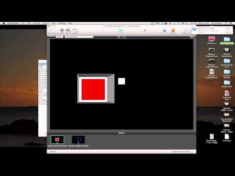 GameSalad New and improved 3D Cubes in the making from Stormy Studio