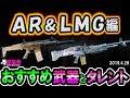 ディビジョン2|海外の武器チャートを紹介~AR&LMG編~[超猫拳][DIVISION2]