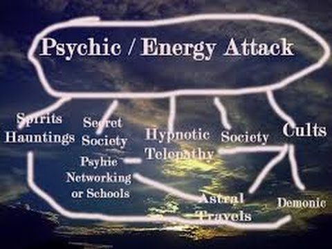 Psychic Attack Symptoms/Solutions and the 9/9/9 Portal