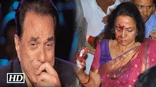 Dharmendra Reacts on Hema Malini