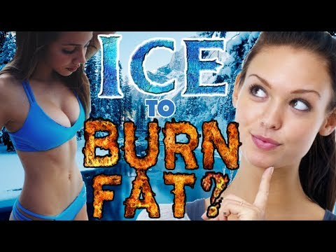 How to Burn Fat WITHOUT Exercise - Cold Exposure and Fat Loss Explained