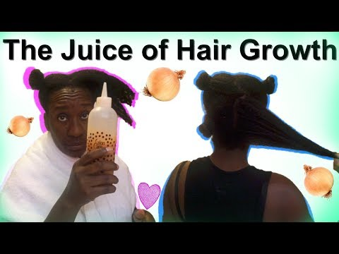 How To Make A Stimulating Onion Juice For Hair Growth: DIY Hair Mask