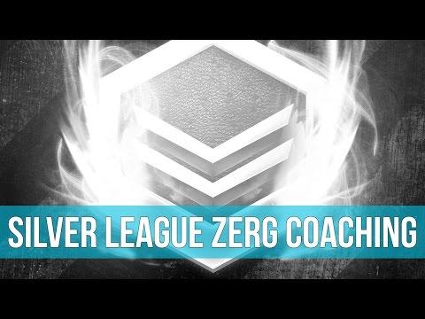 StarCraft 2: SILVER LEAGUE Zerg Coaching! (Full Session)