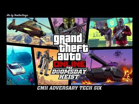 GTA Online: The Doomsday Heist Original Score — CMH Adversary Tech Six