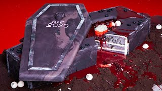 Spooky Coffin Cake for Halloween! | How To Cake It with Yolanda Gampp