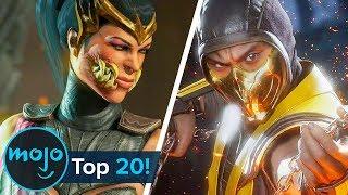 Top 10 Most Humiliating Mortal Kombat Fatalities - PakVim net HD