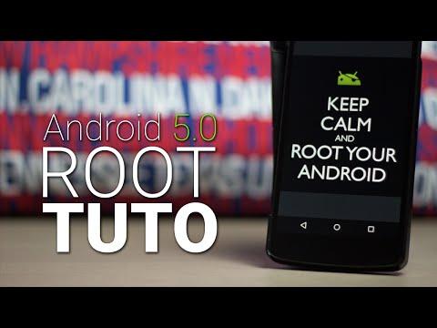 [TUTO] Comment Root son Nexus (via TWRP & SuperSU)