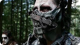 THE 100 Season 4 TRAILER (2017) CW Series