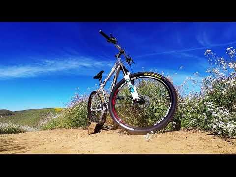 Benicia California mountain bike trails