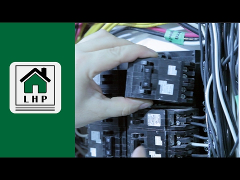 Household Electrical Breaker - Adding / Replacing - LHP