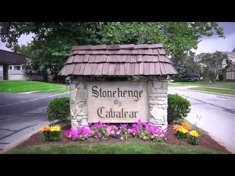 Stonehenege in the City of Sylvania, Ohio