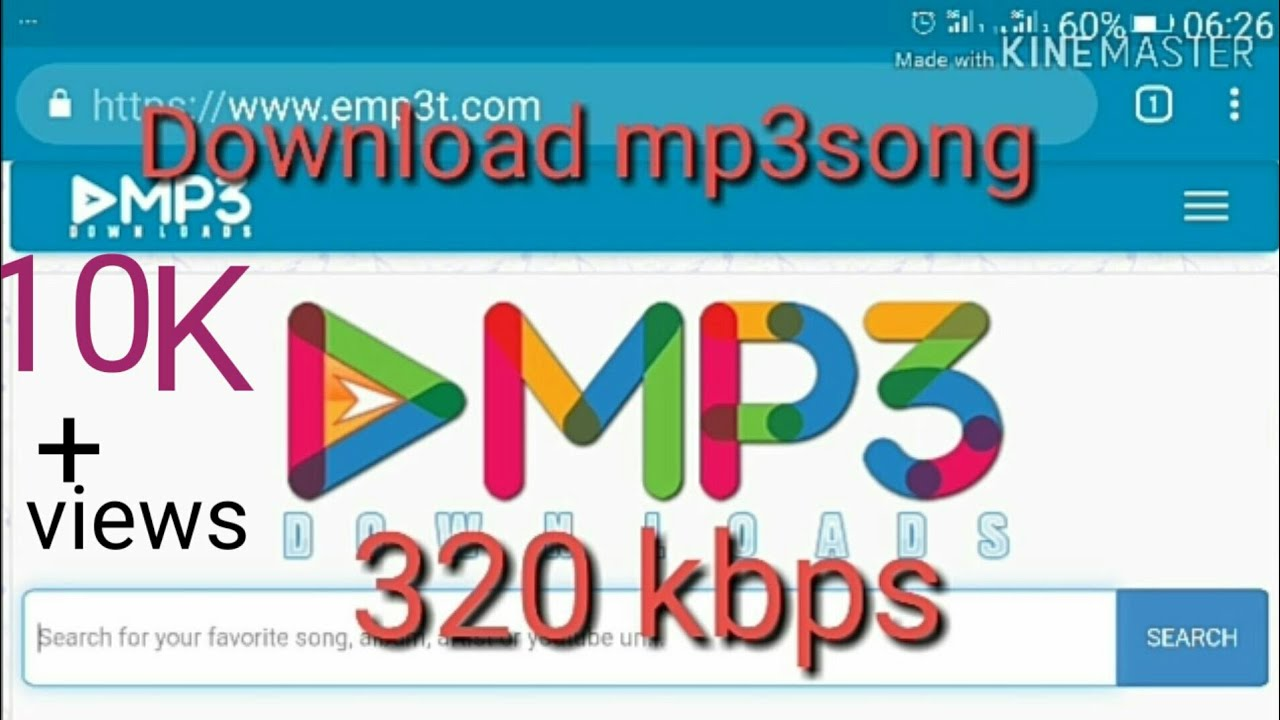 How to Download Mp3 song in 320kbps easy method 2020..