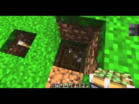 A Compact Day and Night Sensor - Light Detector in Minecraft - Explanation and Tutorial