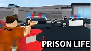 Roblox Prison Life