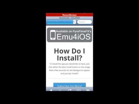 How to get a free no jailbreak needed screen recorder for iOS devices.