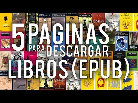 LAS 5 MEJORES PÁGINAS PARA DESCARGAR LIBROS GRATIS [ePub] - CleTutoz