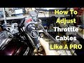 How To Adjust Throttle Cables Like A Pro