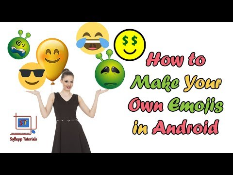 Make Your Own Emoji in Android