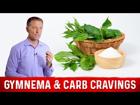 Gymnema Herb, The Best Herb for Sugar & Carb Cravings