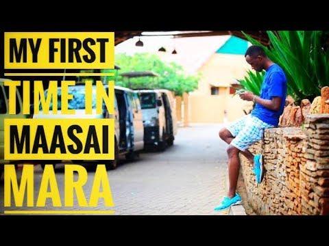 MY FIRST TIME AT MAASAI MARA!!!  DAY 1