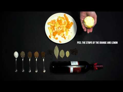 Christmas recipes: Simple and easy instructions for mulled wine