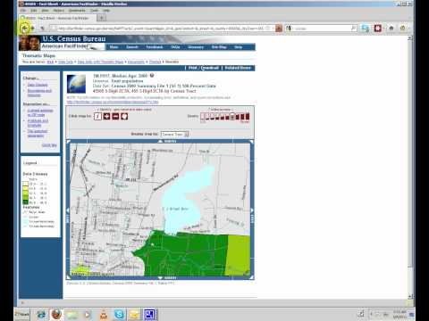 Get to know the U.S. Census zip code search
