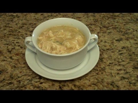 Crock Pot Chicken & Dumplings - Lynn's Recipes