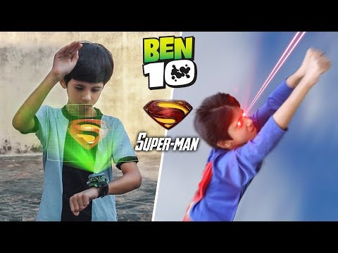 Xxx Mp4 Ben 10 Transforming Into Superman A Short Film VFX Test 3gp Sex