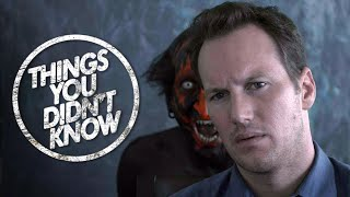 7 Things You (Probably) Didn't Know About Insidious
