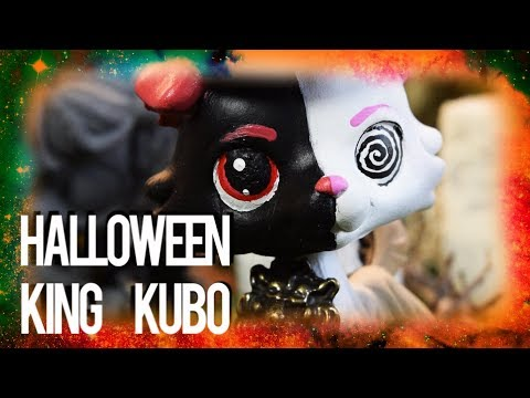 How to customize LPS: Halloween King Kubo Timelapse