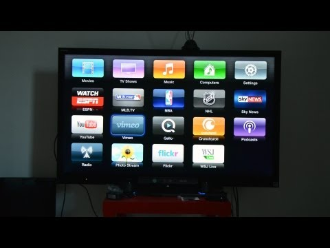 Apple TV Updated with HBO GO, WatchESPN, Crunchyroll and more!