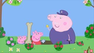 We Love Peppa Pig  Grandpa Pig
